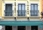 Location vacances Castropol - Hostal Linares-1