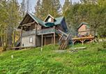 Location vacances Kenai - Heavenly Homer Log Cabin with Ocean and Mtn Views!-2
