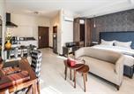 Hôtel Nairobi - Glam Hotel-4