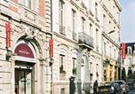 Hôtel Bréal-sous-Montfort - Mercure Rennes Centre Place Bretagne-1