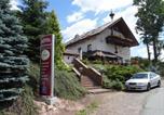 Hôtel Stollberg/Erzgebirge - Hotel Almenrausch-1
