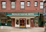 Hôtel Seattle - Best Western Plus Pioneer Square Hotel Downtown