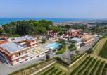 Hôtel Alba Adriatica - Il Parco Sul Mare Resort & Spa