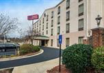 Hôtel Columbus - Comfort Suites Columbus State University Area-1