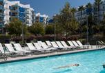 Location vacances Marina del Rey - 1-Bdrm Getaway in Marina Del Rey (1310)-2