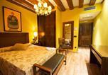 Hôtel Zamora - Posada Doña Urraca-4