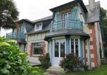 Location vacances Perros Guirec - House Superbe villa au centre de perros-guirec avec jardin et vue mer-1