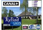 Hôtel Séry-lès-Mézières - Kyriad Laon