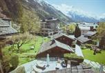 Hôtel 4 étoiles Station de ski de Brévent - Le Hameau Albert 1er-2