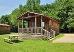 Villages vacances Green Bay - Fremont Jellystone Park Cottage 23-1