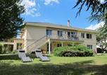 Hôtel Rouves - La Belle Jaune-1