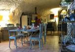 Hôtel Saint-Calais - La cave de l'éperon-4