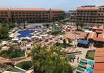 Hôtel Arona - Compostela Beach-4
