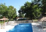 Camping avec Piscine Onesse-et-Laharie - Camping Lou Payou-1