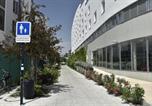 Hôtel Carbon-Blanc - Appart-Hôtel Mer & Golf City Bassins à flot-3