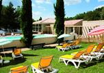 Camping avec Piscine Dauphin - Domaine Chateau Laval-4