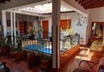 Location vacances Barichara - Posada San Luis-3