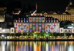 Hôtel 4 étoiles Lucerne - Hotel Schweizerhof Luzern-1