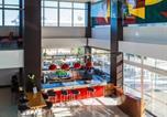 Hôtel Ιαλυσος - Dodeca Sea Resort-4