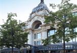 Hôtel Complexe Maison-Ateliers-Musée Plantin-Moretus  - Hilton Antwerp Old Town-1
