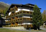 Location vacances Saas-Grund - Sonnhüsli Dachwohnung-2