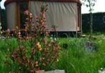 Location vacances Mont-Saint-Guibert - Yurterra, yourte avec sauna-3