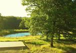 Camping avec Ambiance club Saint-Germain-sur-Ay - Camping L'Etape en Forêt-2
