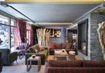 Hôtel Bourg-Saint-Maurice - Cgh Résidences & Spas Le Lodge Hemera-3