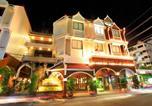 Hôtel Pa Tong - New Patong Premier Resort-2