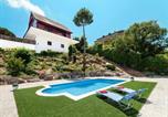 Location vacances Hostalric - Holiday Home Irisada-1