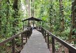 Location vacances  Costa Rica - Ciudad Perdida Ecolodge-4