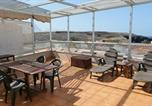 Location vacances Gáldar - Beautiful Penthouse with pool and sea views-3