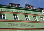 Hôtel Neukirchen/Pleiße - Hotel Alte Münze-3