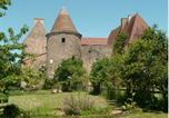 Location vacances Saint-Léger-sous-la-Bussière - Château de Corcelle-2