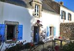 Maison traditionnelle Bretonne à Quiberon Saint-Julien