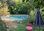 Location vacances Saint-Saturnin-lès-Avignon - Chambre hôte à montfavet-1
