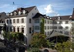 Hôtel Gare de Bâle CFF - Gast - und Kulturhaus Der Teufelhof Basel-1