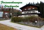 Location vacances Sankt Martin am Tennengebirge - Appartment Lärchenalm-1