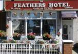 Hôtel Blackpool - The Feathers Hotel-1