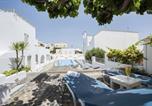 Hôtel Thira - Nissos Thira-3