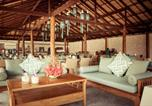 Villages vacances Maret - Beachfront Villa Baan Chaai Haat 4br-2