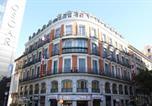 Location vacances  Province de Madrid - Hostal San Lorenzo-1