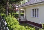 Location vacances Szántód - Aradi Apartment Zamárdi-3