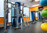Location vacances Harrisburg - Viagem Central 1br with Gym, 15min to Hershey-3