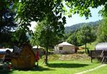 Camping 4 étoiles Bussang - Camping de Belle Hutte-1