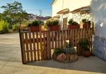 Location vacances Cogollos de Guadix - House with 4 bedrooms in Cortes y Graena with wonderful mountain view 89 km from the slopes-3