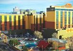 Hôtel Reno - Sands Regency Casino Hotel Reno