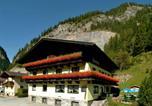 Location vacances Dorfgastein - Hotel Gasthof Klammstein-1