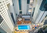 Hôtel Qatar - Ezdan Hotel Doha-4