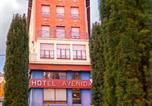 Hôtel Province de Lleida - Hotel Avenida-1